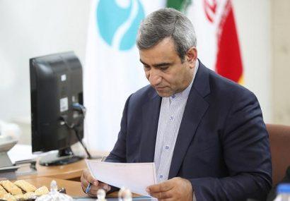 تبریک دکتر مظفری به مناسبت سالروز بازگشت آزادگان به میهن اسلامی
