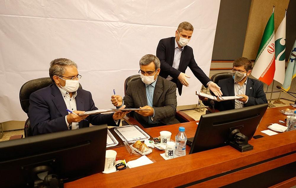 امضاء تفاهم نامه سه جانبه در جهت ایجاد فناوری های جدید در منطقه آزاد کیش