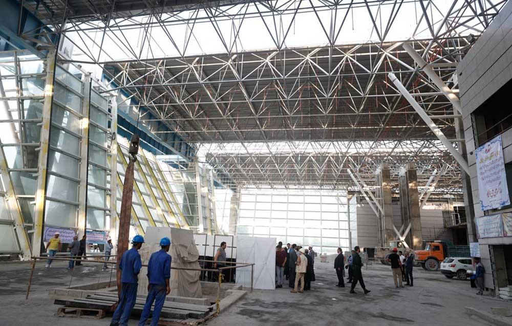 تلاش های شبانه روزی دولت دوازدهم برای افتتاح بزرگترین پروژه عمرانی جزیره کیش