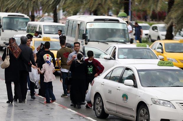 آخرین جزئیات از افزایش نرخ کرایه تاکسی و مینی بوس در جزیره کیش
