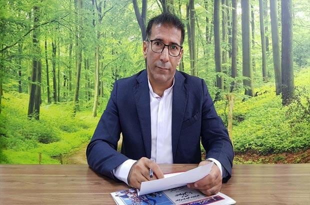 تبریک دکتر حیدری راد به مناسبت فرارسیدن هفته گردشگری