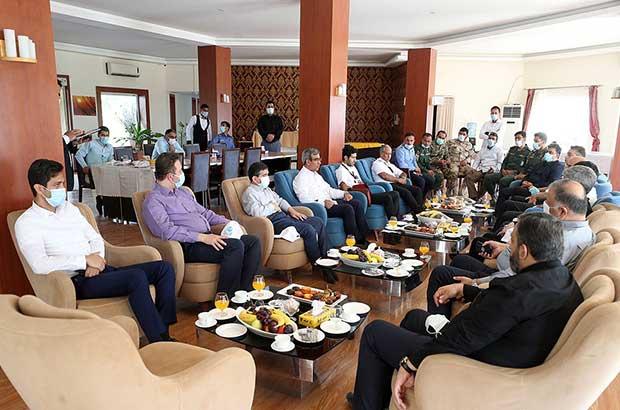رونق و توسعه اقتصادی جزیره هندورابی در دستور کار منطقه آزاد کیش