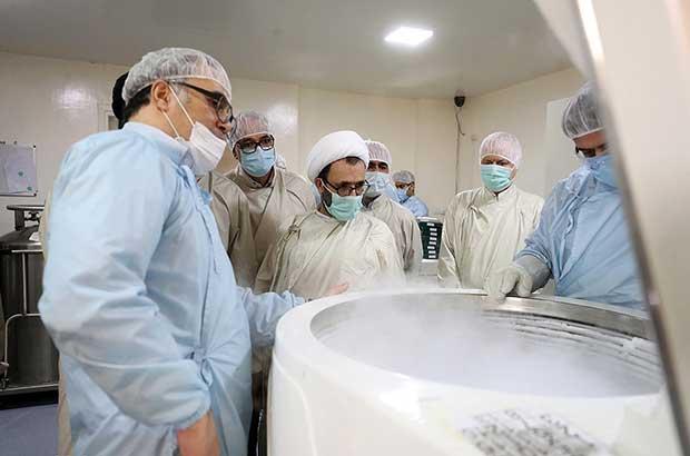 تولید بافت های بدن انسان در یک شرکت منحصر به فرد در جزیره کیش