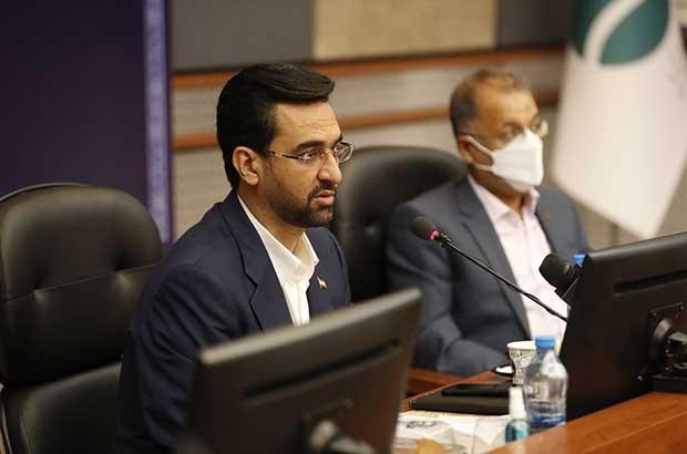 قدردانی وزیر ارتباطات کشور از زیر ساخت های توسعه یافته منطقه آزاد کیش