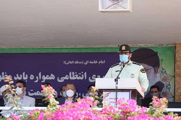 هوشمندسازی پلیس جزیره در دستور کار فرماندهی ویژه انتظامی کیش